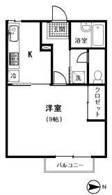 シエール大森弐番館 205号室