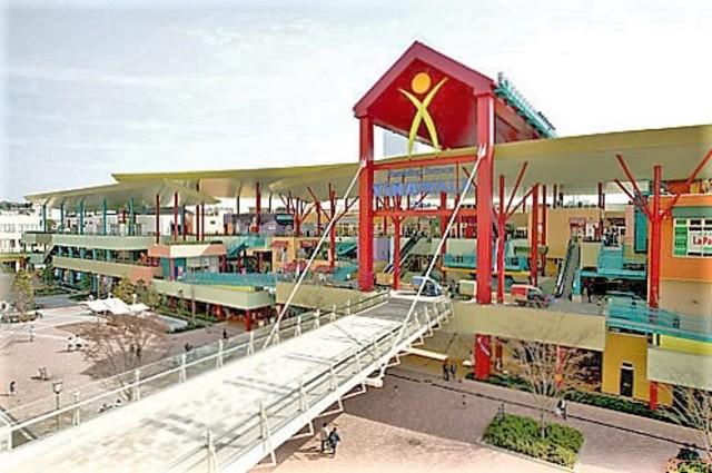 ライオンズプラザ海老名[周辺施設]ショッピングセンター