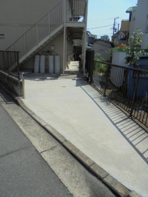 カトレア駐車場