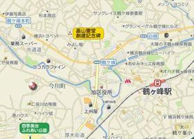 ビックオレンジ鶴ヶ峰案内図