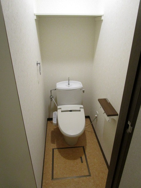 ピアレス下北沢Cトイレ