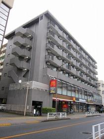 エミネンス東村山★外観、タイル貼り、1・2階はマクドナルド!★
