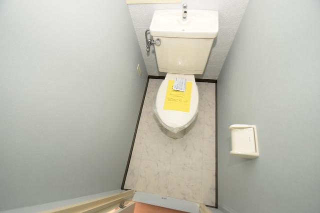 サンオーク タツミ スタンダードなトイレは清潔感があって、リラックス出来ます。