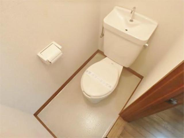 コーポサトウトイレ