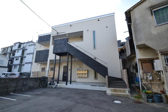 尼崎市水堂町2丁目の賃貸アパート