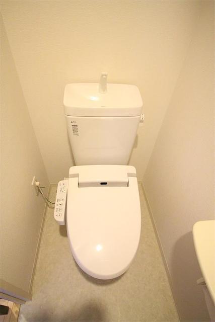 ベルヴュコート湘南トイレ