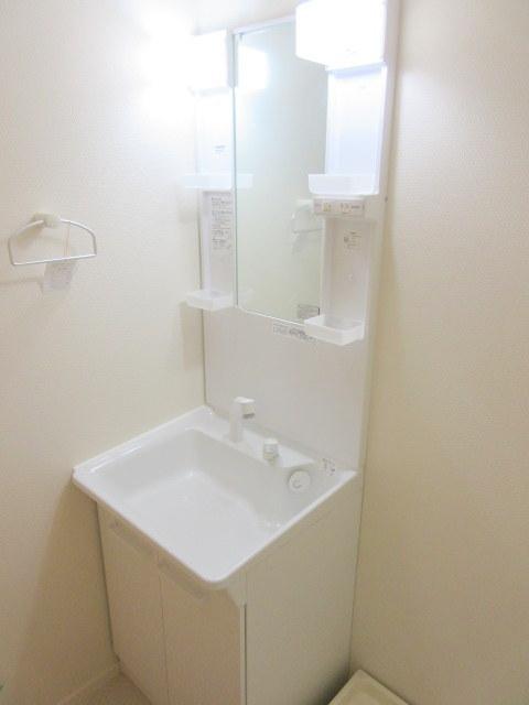 クレール ハイム洗面所