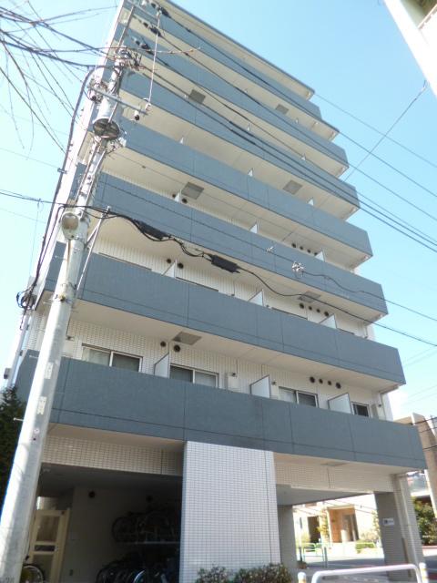 スカイコート板橋弐番館の外観画像
