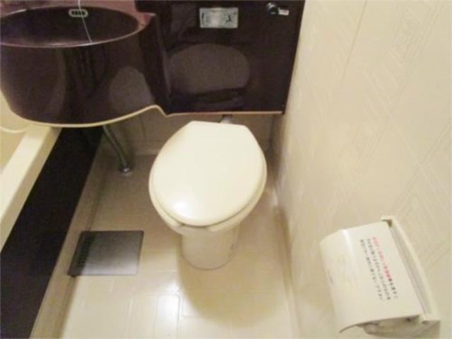 インティメイトハイツトイレ