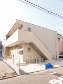 シエール羽田弐番館の外観画像