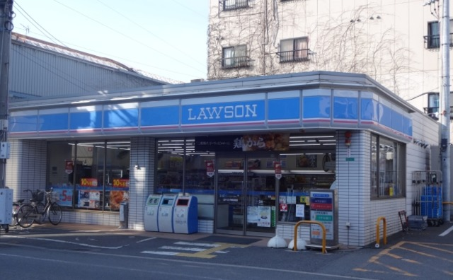ローソン平野本町店
