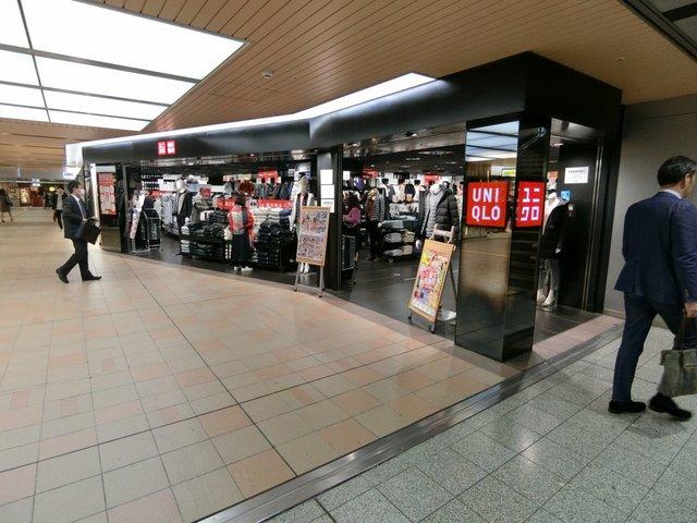 ユニクロJR新大阪店