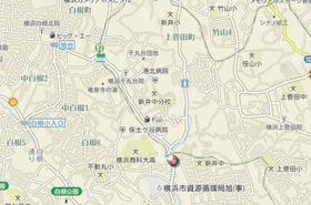 上星川駅 バス12分「愛宕」徒歩2分案内図
