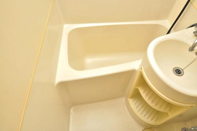 ハイグレード巽 シャワー一つで水回りが掃除できて楽チンです