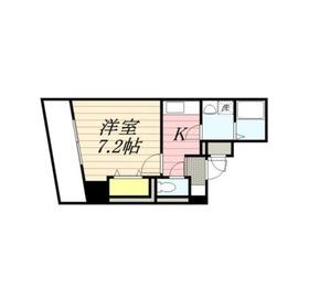 Casa Luce3階Fの間取り画像