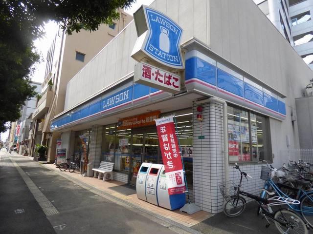 ララプレイス玉造パルク ローソン東小橋二丁目店
