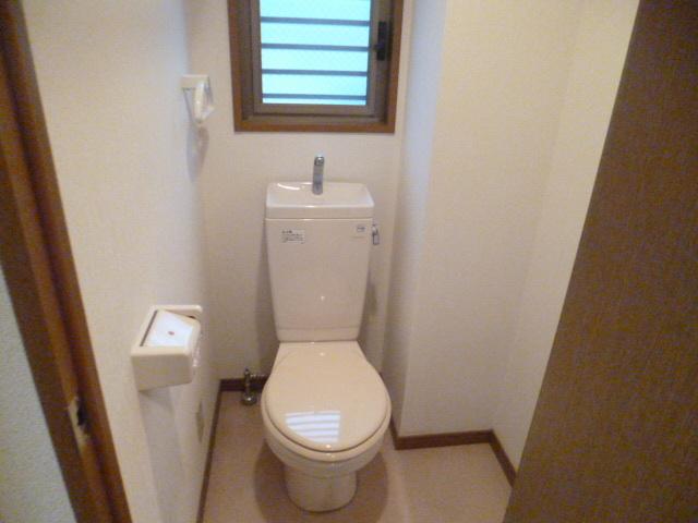 下赤塚駅 徒歩4分トイレ