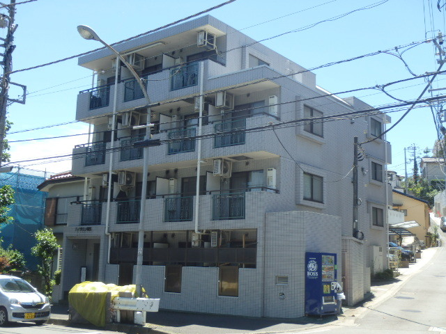 ハイタウン横浜の外観外観