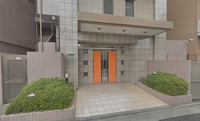クリオ高幡不動産駅前エントランス