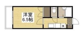 デュエル総社パート Ⅱ2階Fの間取り画像