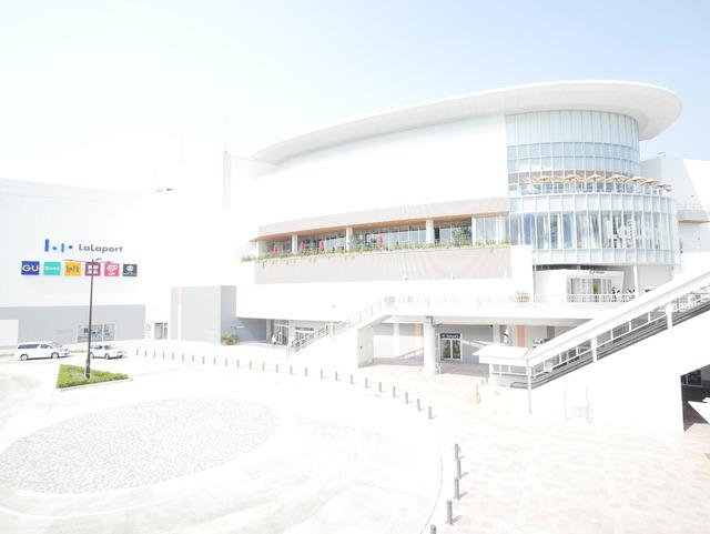 ロマニー高柳Ⅲ[周辺施設]ショッピングセンター