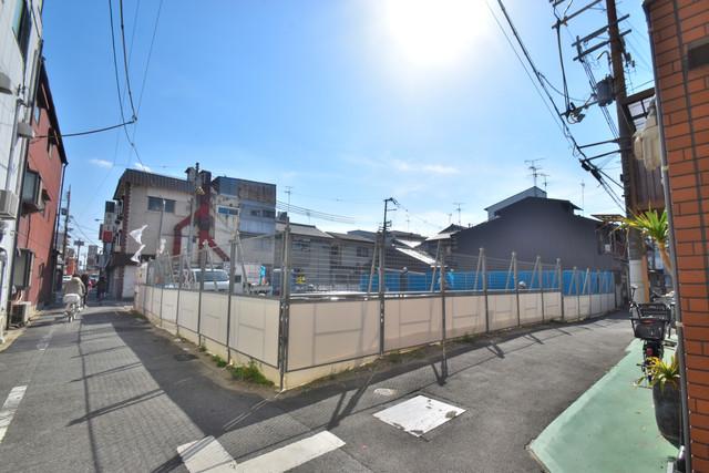 生野区中川西D-room 建設中です。