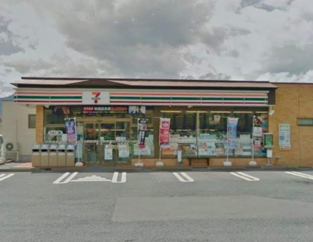 セブンイレブン上田中之条店