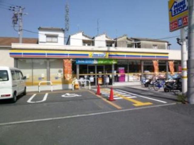宝持4丁目貸家 ミニストップ東大阪宝持店