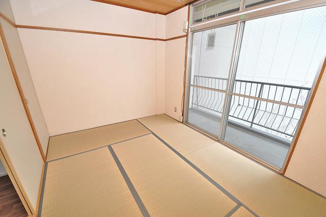 グリーンハイツ竜田 解放感がある素敵なお部屋です。