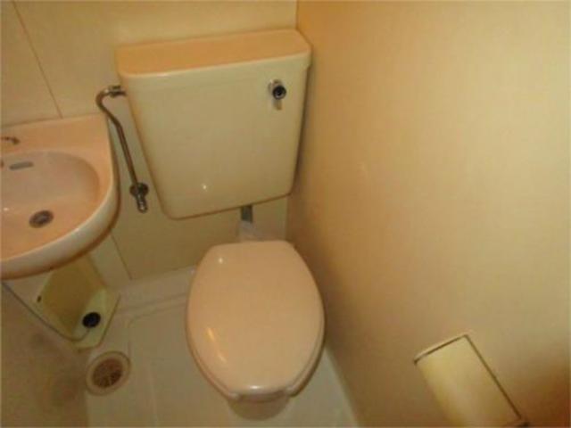 フラット87トイレ