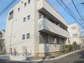 スクエア目黒本町の外観画像