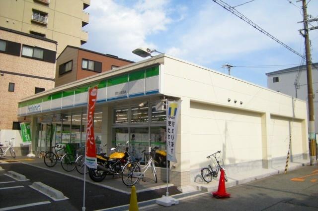 ファミリーマート西淀川姫里店