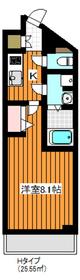 プレール・ドゥーク成増3階Fの間取り画像