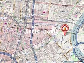 ARTERE東日本橋案内図