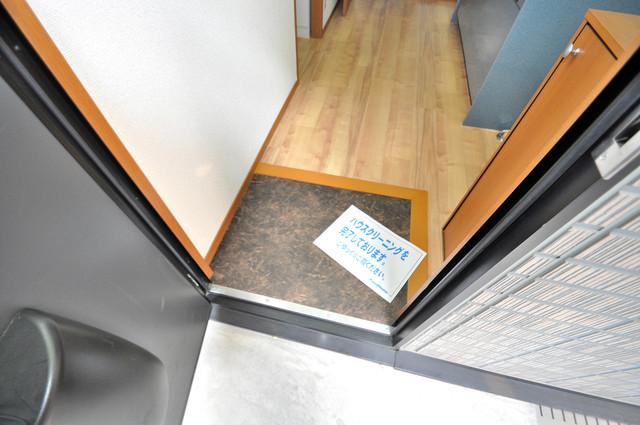 アット・トーク 素敵な玄関は毎朝あなたを元気に送りだしてくれますよ。