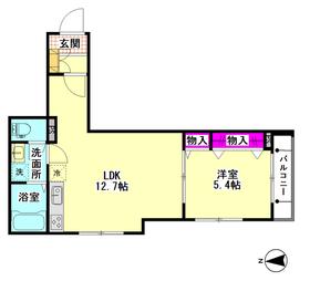 ヴィータフェリーチェ 302号室