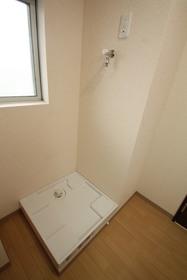 室内洗濯機置き場あり!