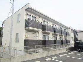 海老名駅 バス19分「新道」徒歩3分の外観画像