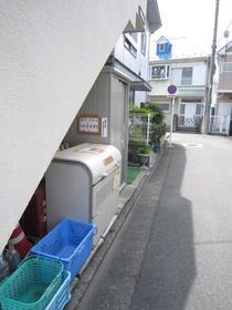 新川崎駅 徒歩3分共用設備