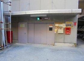 YAYOI COURT駐車場