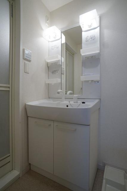 クラール和光洗面所