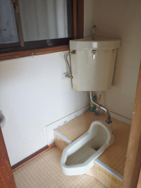 武田アパートトイレ