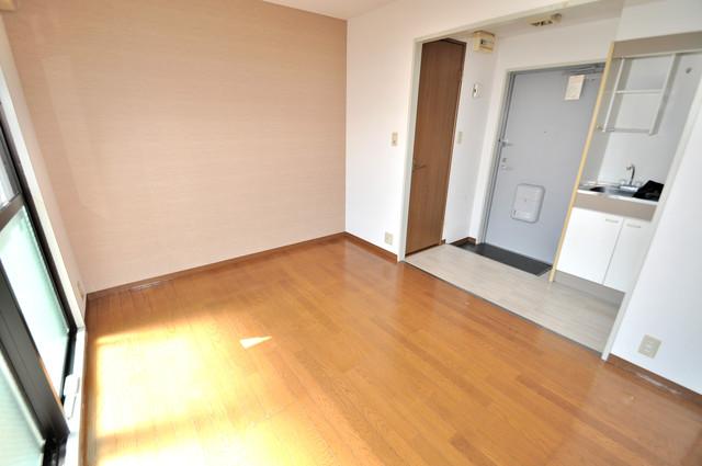 OKハイツ神路 シンプルな単身さん向きのマンションです。