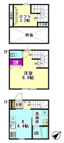トラスト下丸子 105号室