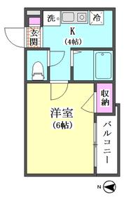 メゾン千明 301号室