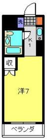 TOP横浜上永谷4階Fの間取り画像