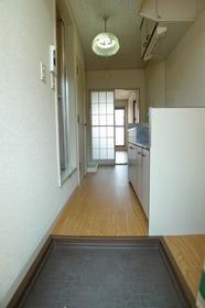ファミーユ平和島 202号室