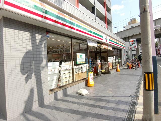 セブンイレブンJR長居駅前店