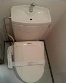 エスポワール篠崎トイレ