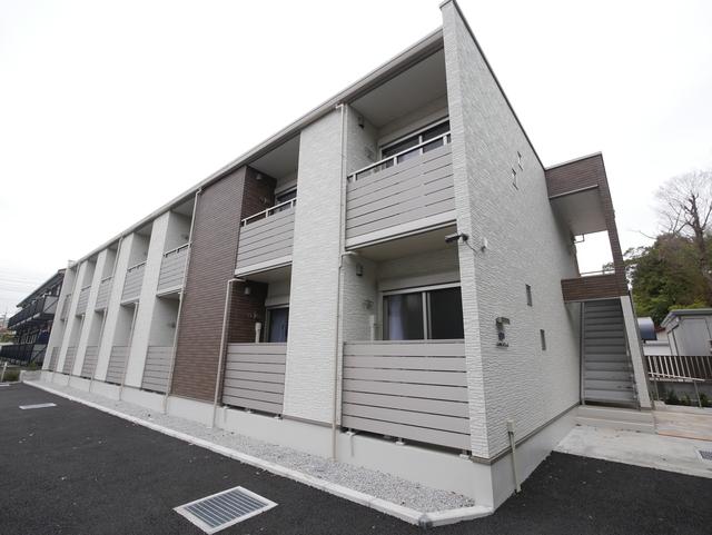 本厚木駅 バス25分「依知小学校前」徒歩7分の外観画像